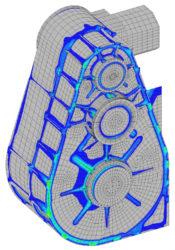 Ingenieurbüro Fiedler GmbH - Referenzen Schaufelradgetriebe